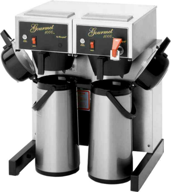cafeti re reconditionn e bloomfield gourmet 8790 double. Black Bedroom Furniture Sets. Home Design Ideas