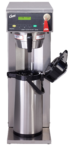 Tall thermos brewer