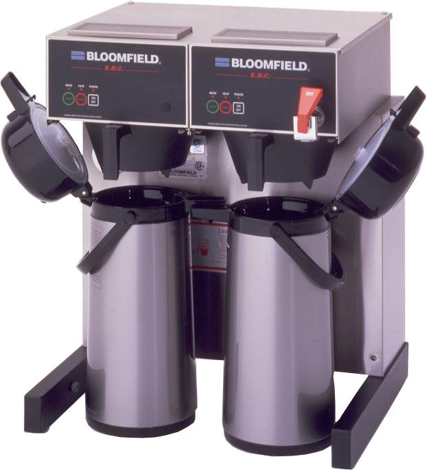 cafeti re reconditionn e bloomfield ebc 1093 double. Black Bedroom Furniture Sets. Home Design Ideas