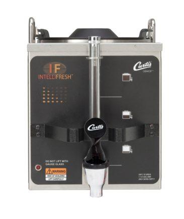CAFETIÈRE NEUVE CURTIS DOUBLE GEMX G4 INTELLIFRESH AVEC SATELLITES FRESHTRAC 1,5 GALLONS
