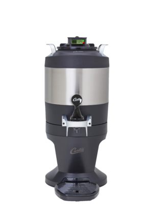 CAFETIÈRE NEUVE CURTIS DOUBLE GEMX INTELLIFRESH AVEC SATELLITES FRESHTRAC 1,5 GALLONS