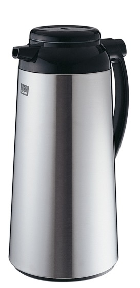 CAFETIÈRE RECONDITIONNÉE BLOOMFIELD EBC 1093 DOUBLE AUTOMATIQUE THERMOS COURT ET SERVEUR À POMPE 220 VOLTS